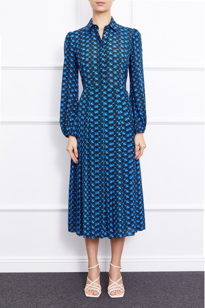 MERGIM Anna Dress (Navy)