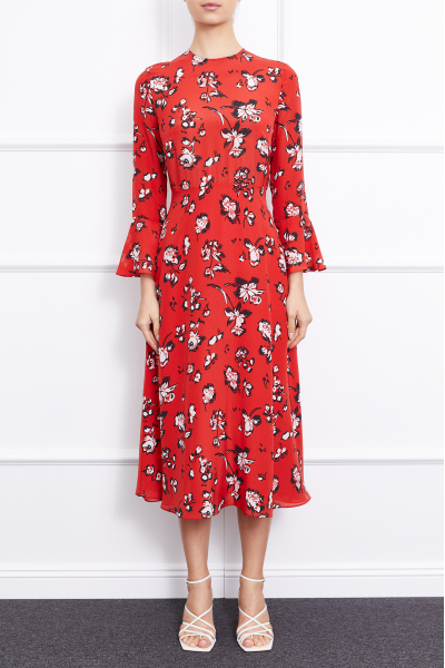 Clarita Dress (Red)