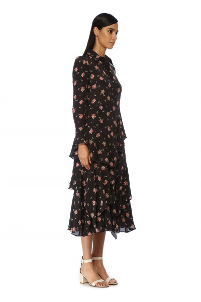 Cora Dress (Black II)