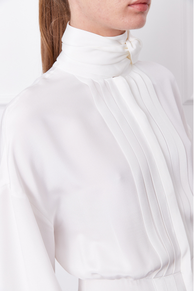 MERGIM Gloria Dress (White)