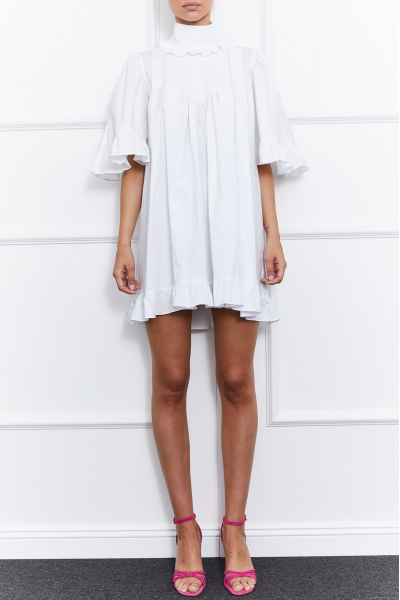 Lulu Dress (White)