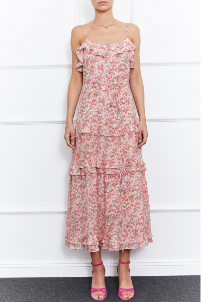 Vanessa Silk Dress