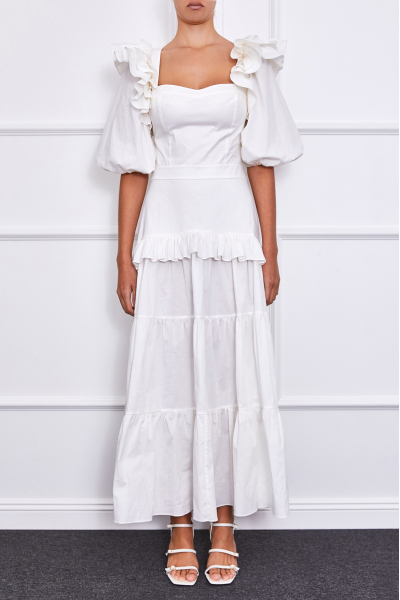 Poppy Cotton Dress