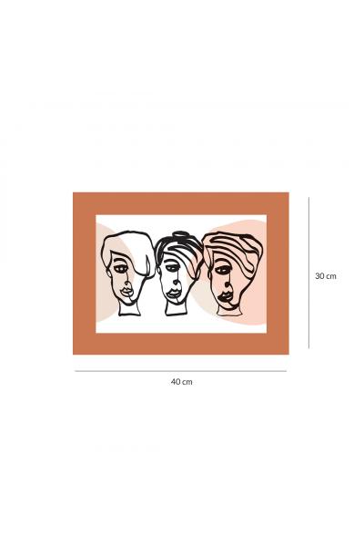 Hello Girls - Kahve Bej