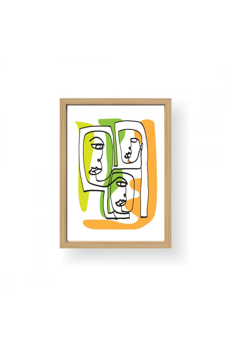 Party People III - Turuncu Yeşil