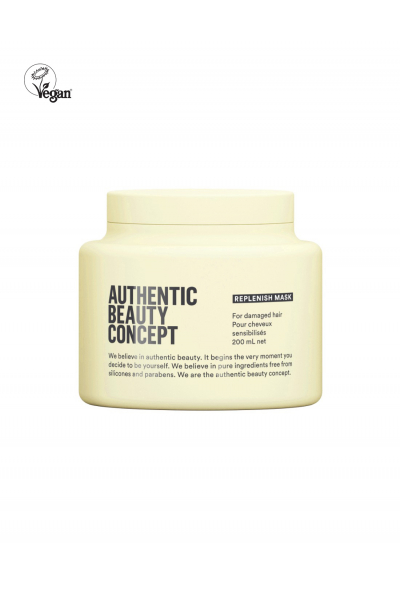 Authentic Beauty Concept Replenish Maske 200ml Authentic Beauty Concept Replenish Maske 200ml