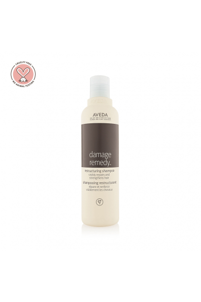 AVEDA Damage Remedy Restructuring Shampoo Onarıcı Şampuan 250ml AVEDA Damage Remedy Restructuring Shampoo Onarıcı Şampuan 250ml