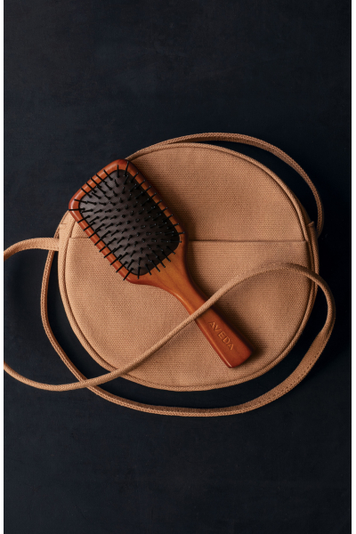 AVEDA Wooden Mini Paddle Brush Saç Fırçası