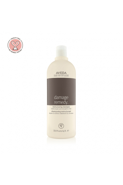 AVEDA Damage Remedy Restructuring Shampoo Onarıcı Şampuan 1000ml AVEDA Damage Remedy Restructuring Shampoo Onarıcı Şampuan 1000ml