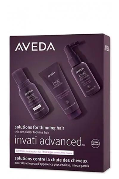 AVEDA Invati Advanced Saç Dökülmesine Karşı Bakım Seti: Hafif Doku AVEDA Invati Advanced Saç Dökülmesine Karşı Bakım Seti: Hafif Doku