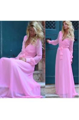 Anvelop Şifon Elbise