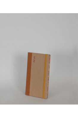 Ece Ajandası EDİRNEKAPI 10,5x18 cm-Taba