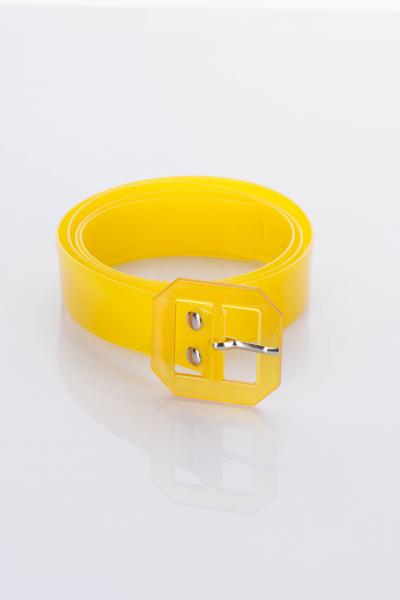 Yellow Jelly Belt Yellow Jelly Belt