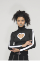 Romance Is Dead Reflective Top