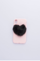 Love Lust Furry Pink Phone Case