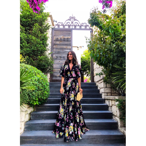 Bashaques' Floral Dress Bashaques' Floral Dress