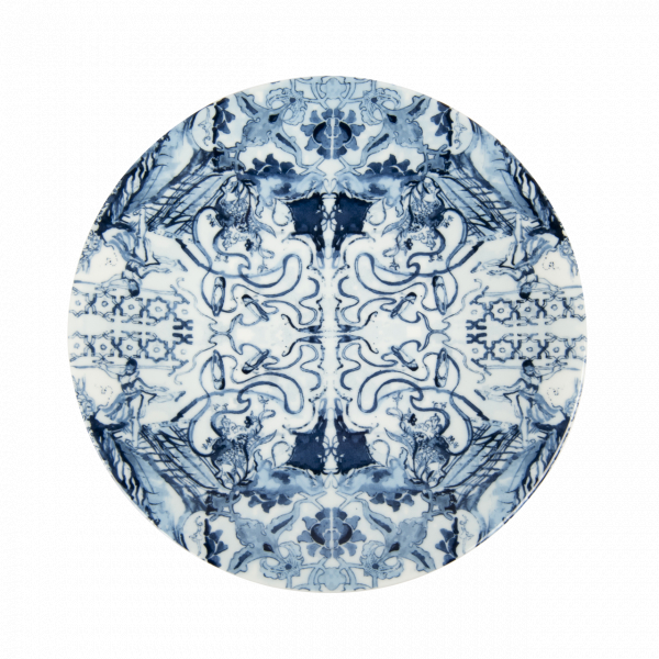 Bashaques x Cosalindo Degas Pattern Plate