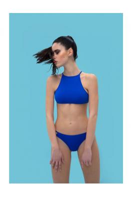 ANAIS MARGAUX PARIS ANAIS MARGAUX- Carine Blue Bikini