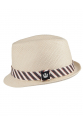GOORIN BROS - Kids Nateski Straw Trilby Hat - Natural