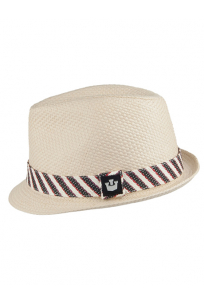 GOORIN BROS - Kids Nateski Straw Trilby Hat - Natural