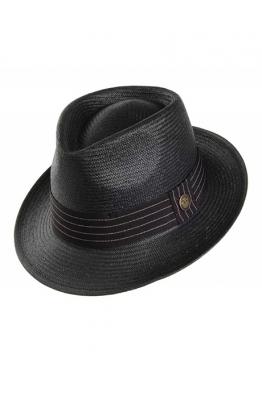 GOORIN BROS Black Hat GOORIN BROTHERS HAT SNARE BLACK