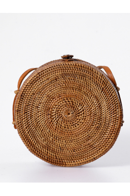 THE BALI FASHION THE BALI FASHION - Round Bag Ubud