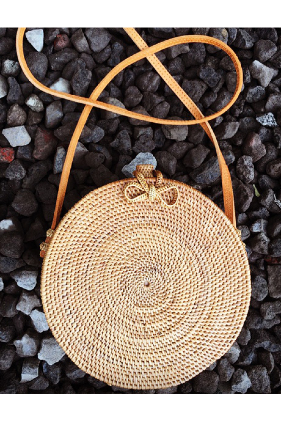 THE BALI FASHION - Round Bag Ubud