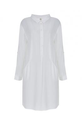 BRAEZ BRAEZ - Dagmar Beyaz Elbise