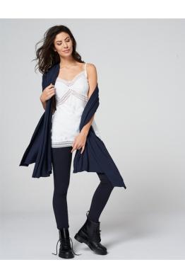 BRAEZ BRAEZ - Sandra Beyaz Bluz