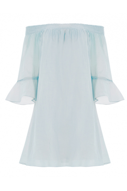 BRAEZ BRAEZ - Daphne Aqua Elbise