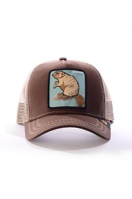 Goorin Bros Beaver Brown Şapka