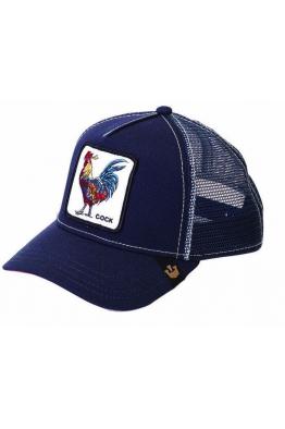 Goorin Bros Gallo Navy Şapka