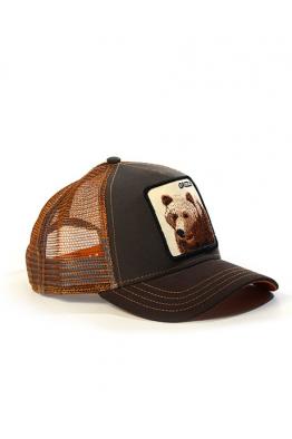Goorin Bros Grizz Brown Şapka