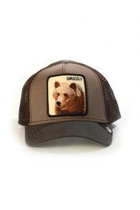Grizz Olive Şapka