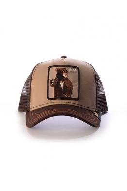 Goorin Bros Lone Star Brown Şapka