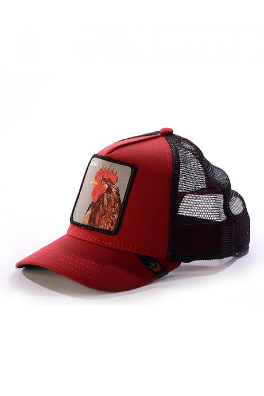 Goorin Bros- Plucker Red Şapka