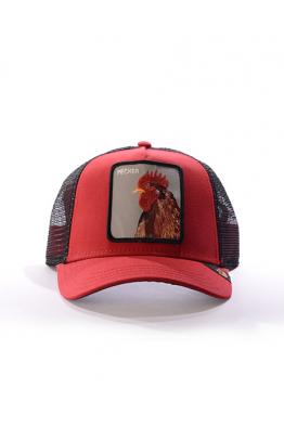 GOORIN BROS Plucker Red Şapka