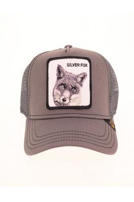 Goorin Bros Silver Foxy Şapka