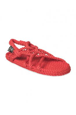 NOMADIC STATE OF MIND JC Kırmızı Sandalet