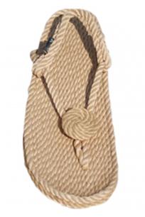 Flower Flop Camel Sandalet