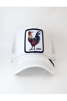 GOORIN BROS GOORIN BROS - Gallo Beyaz Şapka