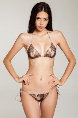 BT Swimwear BT Swimwear Leopard Bikini