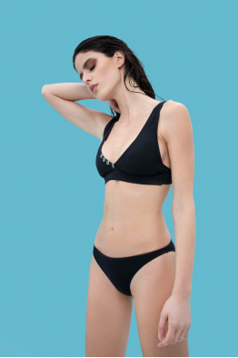 ANAIS MARGAUX PARIS ANAIS MARGAUX -Jasmin Black Bikini