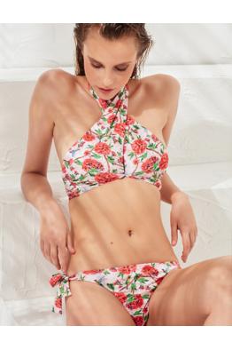 LESS IS MORE SWİMWEAR LESS IS MORE - Maldives Bikini Üstü Hortensia