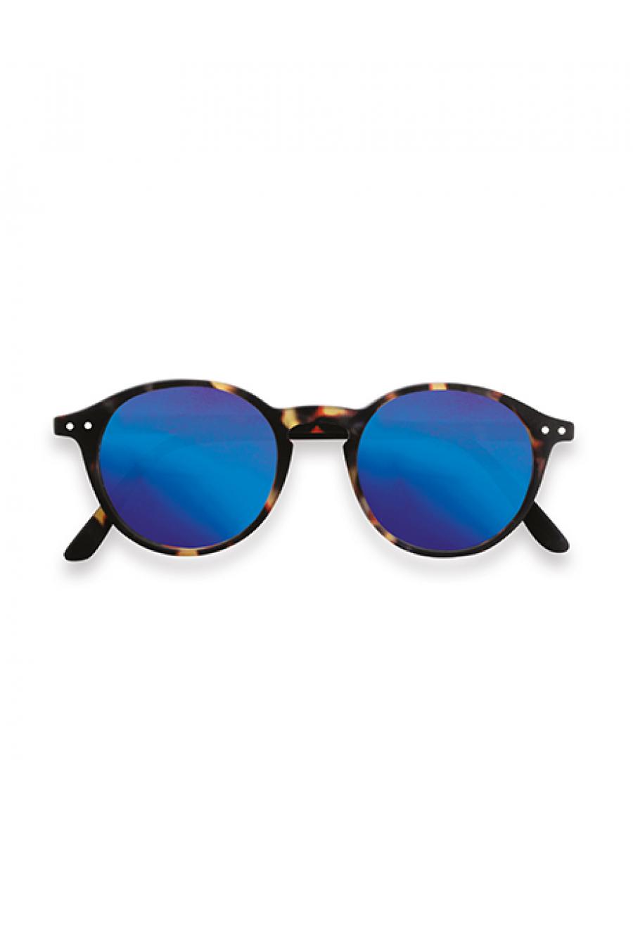 #D Sun Tortoise Mirror Güneş Gözlüğü
