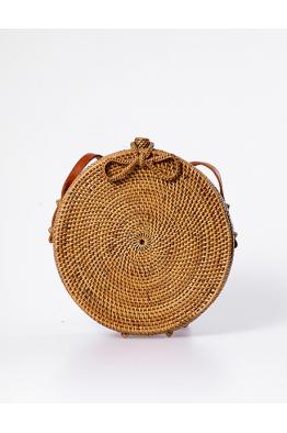 THE BALI FASHION Round Bag Ubud