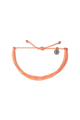 Pura Vida Bracelets Solid Peach Bileklik