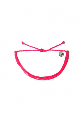 PURA VIDA BRACELETS Solid Strawberry Bileklik