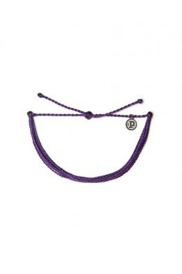 PURA VIDA BRACELETS Purple Grande Bileklik