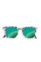 #E Sun Green Tortoise Mirror Güneş Gözlüğü